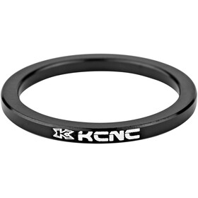 "KCNC Headset Spacer 1 1/8"" 3mm schwarz"